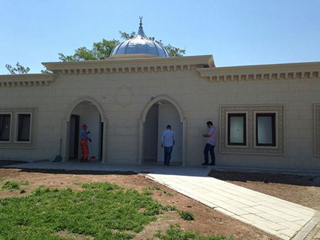 Ankara Metropolitan Municipality, 19 pcs of Mosque And Prayer Room Construction Work